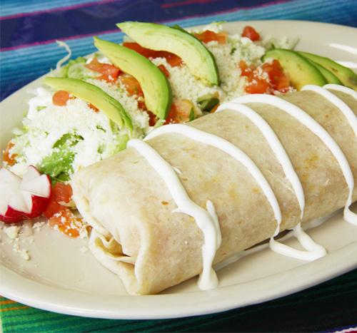 Gallo Tropical Burrito