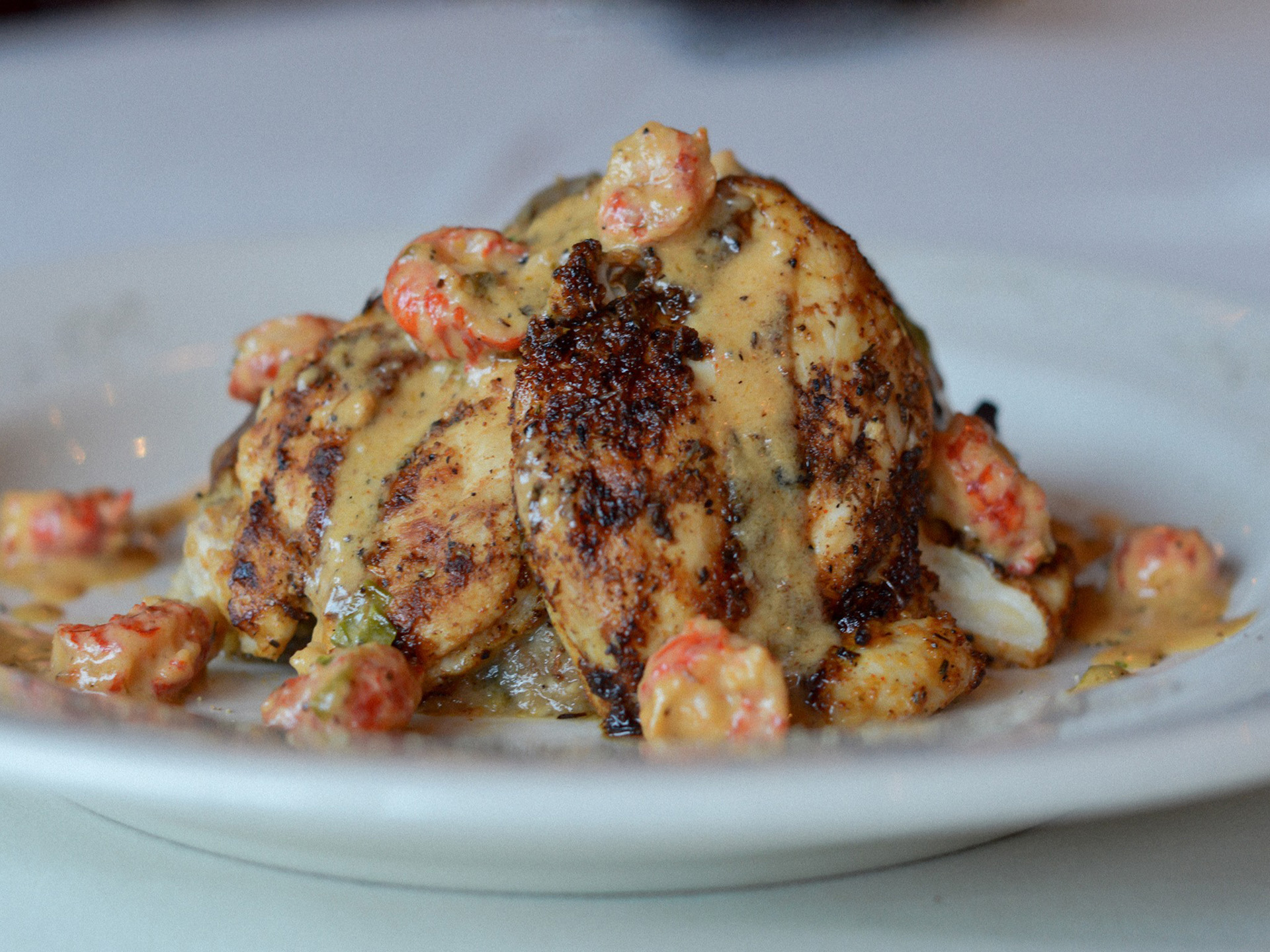 Blackened Bayou Chicken
