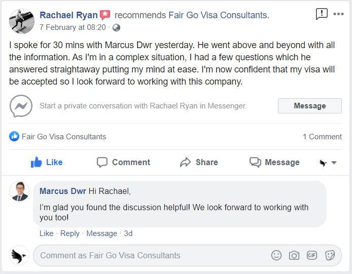 3. Rachael Ryan 7 February 2020