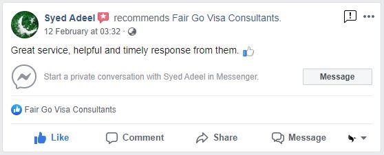 Syed Adeel 12 February 2020