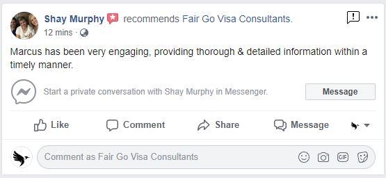 Shay Murphy 12 April 2020