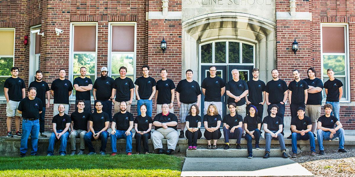 Quantum Signal AI group photo