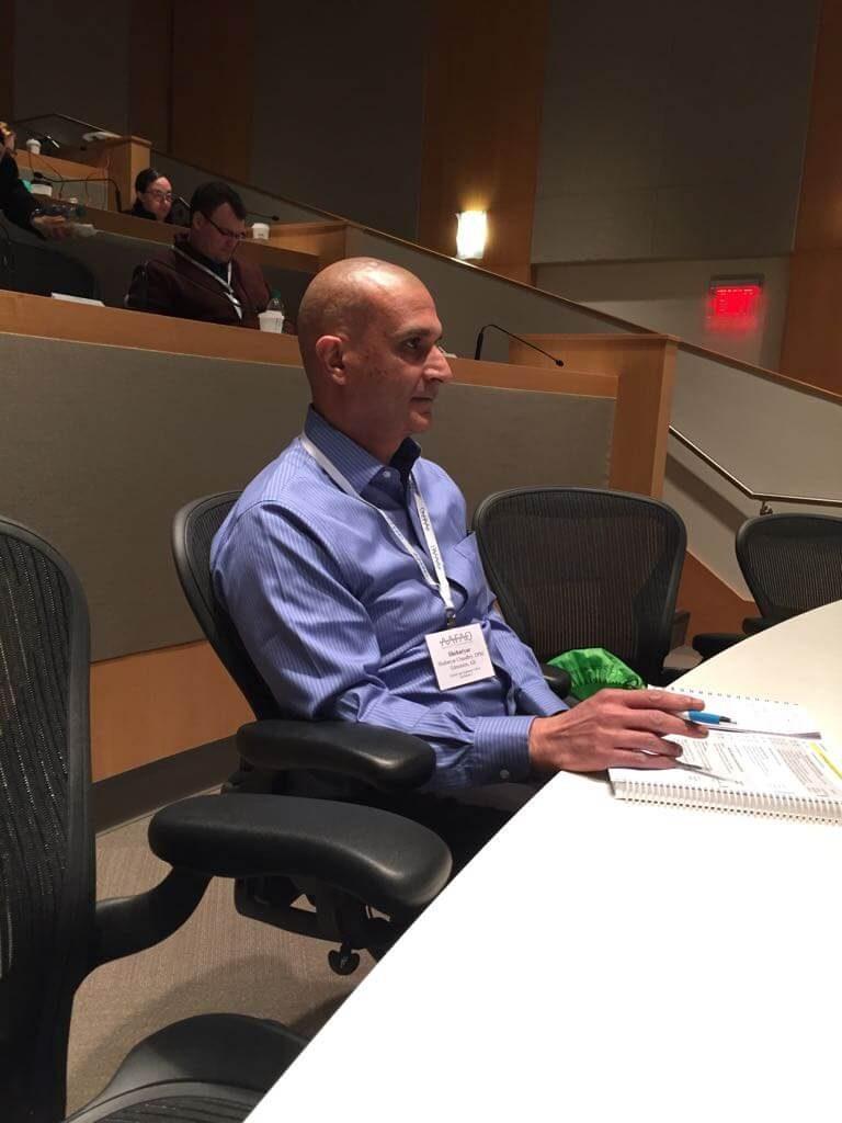 Dr. Chaudhry at Seminar
