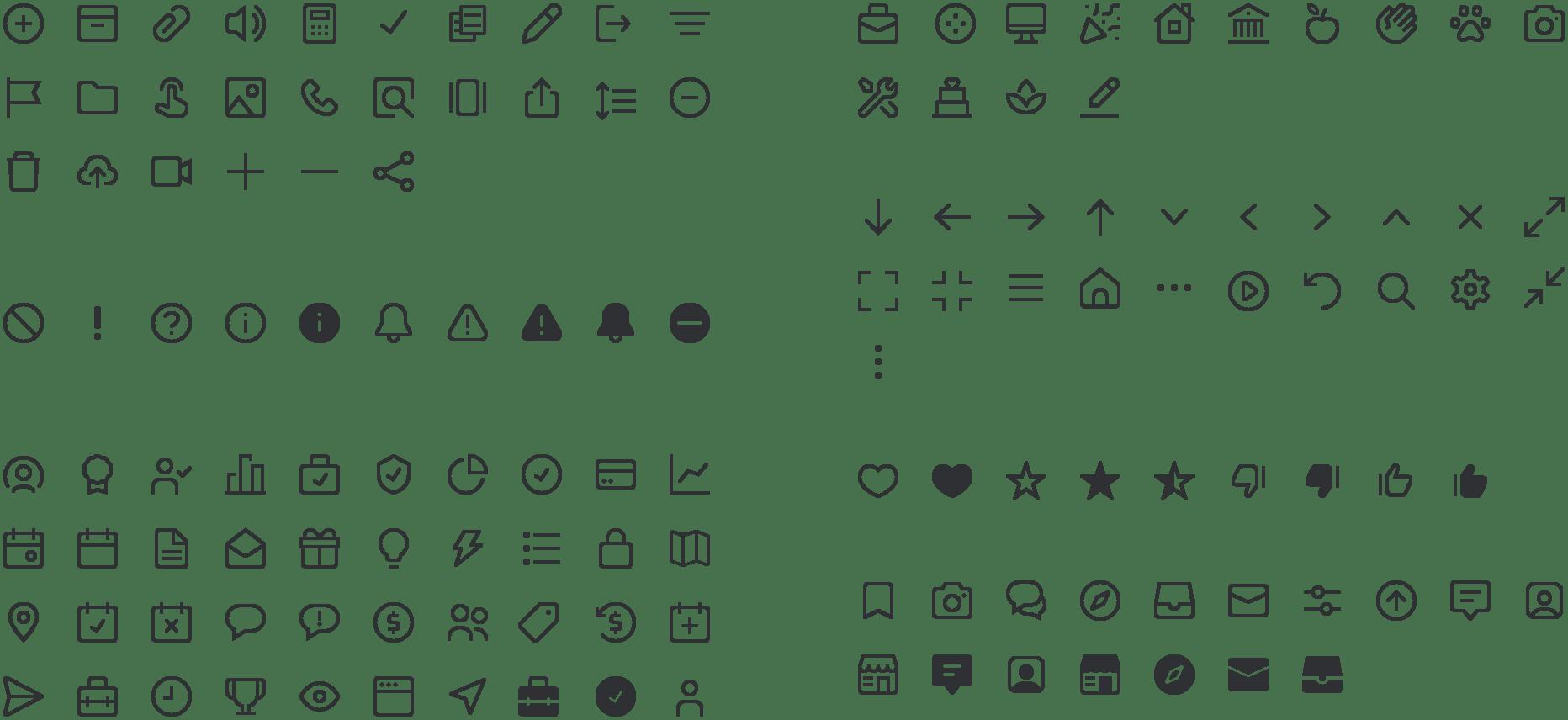 thumbprint-icons