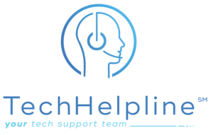 Tech Helpline logo