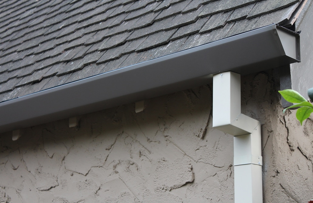 Mikes home improvement gutter service