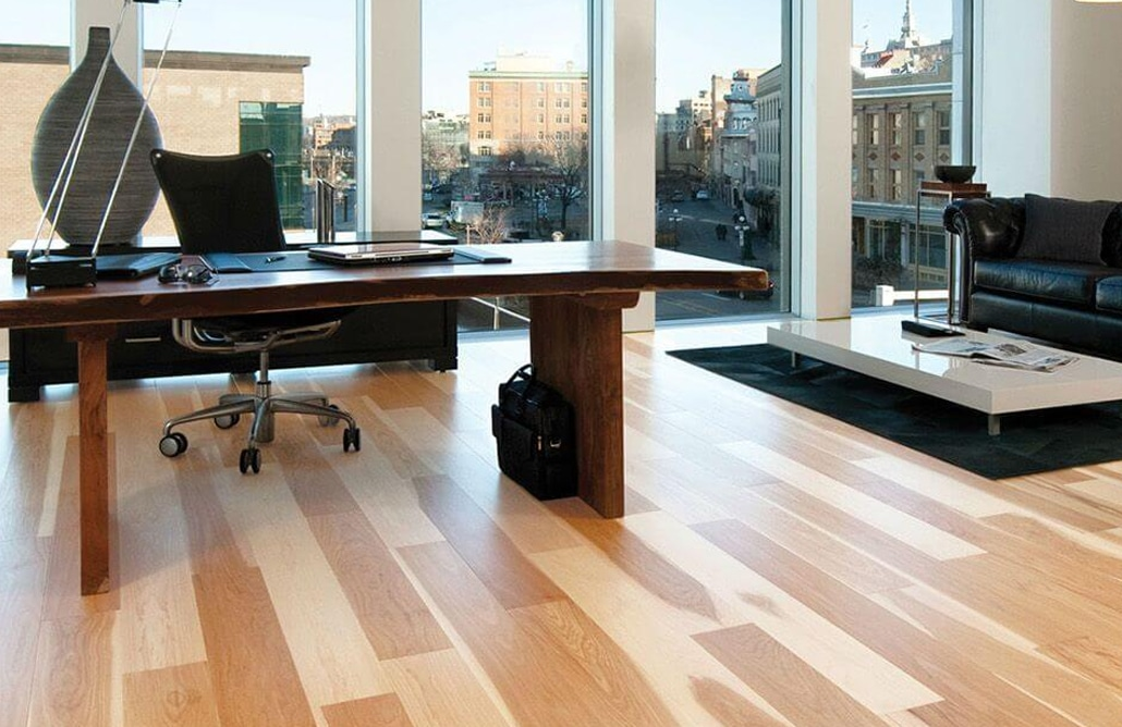 Mikes Improvement commercial wood flooring