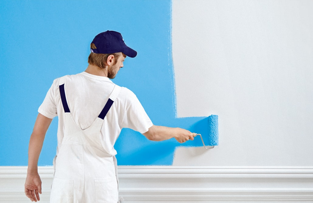 Mikes home improvement painting service