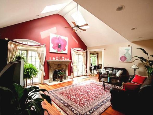 Glenview Family Room Before