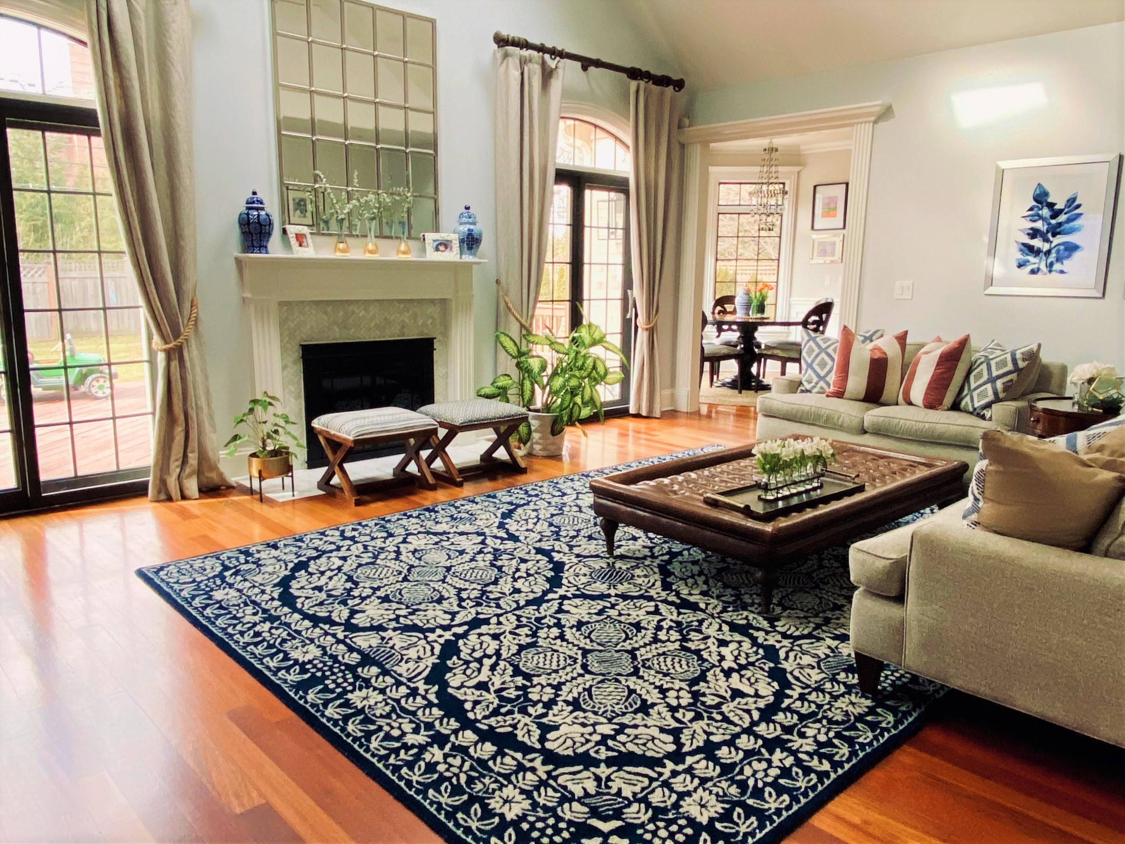 Glenview Family Room