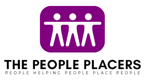 PeoplePlacers - Logo - purple clean