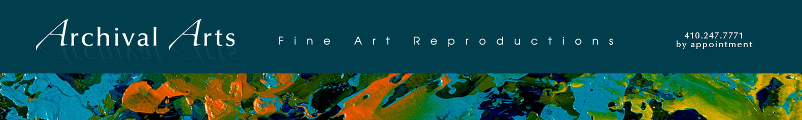 Archival Arts Inc. Logo
