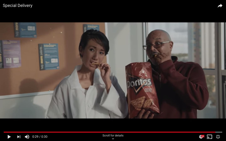 """""""Special Delivery"""" Doritos Commercial"""