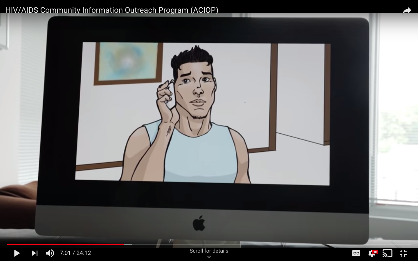 HIV/AIDS Educational Video