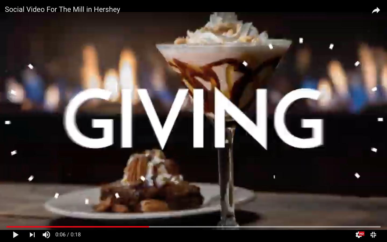 Restaurant Promotional Social Video (Instagram)