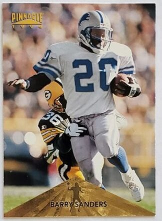 Barry Sanders Pinnacle 1996