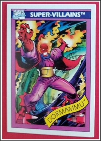 "Dormammu ""Super Villain"" Marvel"