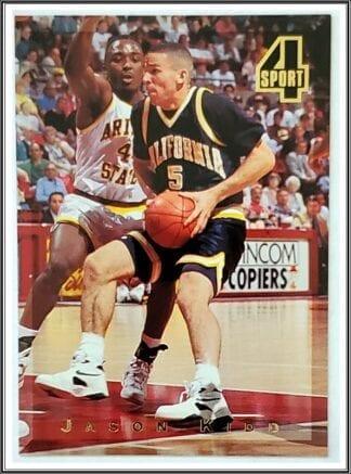 Jason Kidd Classic 4 Sports 1994