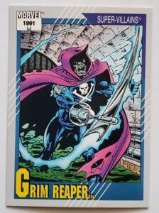 Marvel 1991 Grim Reaper