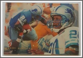Barry Sanders Flair 1995