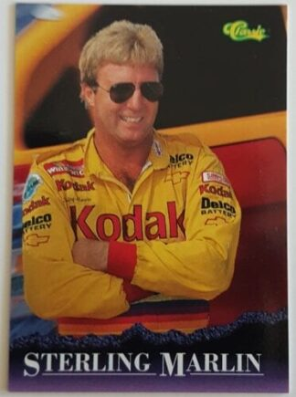 Sterling Marlin Classic 1996