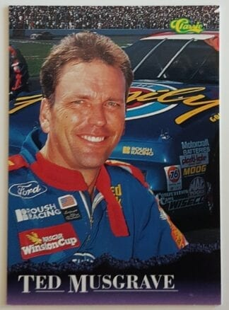 Ted Musgrave Classic 1996