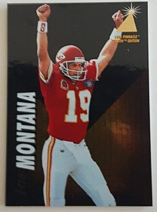 Joe Montana Pinnacle Zenith 1995