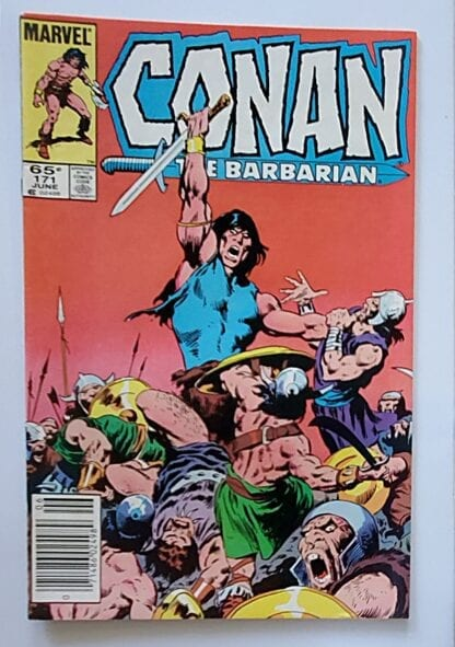 Conan The Barbarian Issue #171