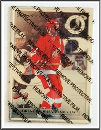 Brendan Shanahan Leaf Steel 1996 Card #29