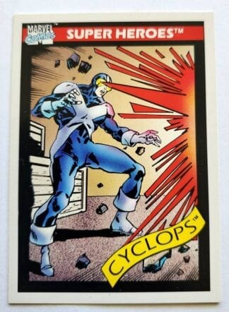 Marvel 1990 Cyclops #8