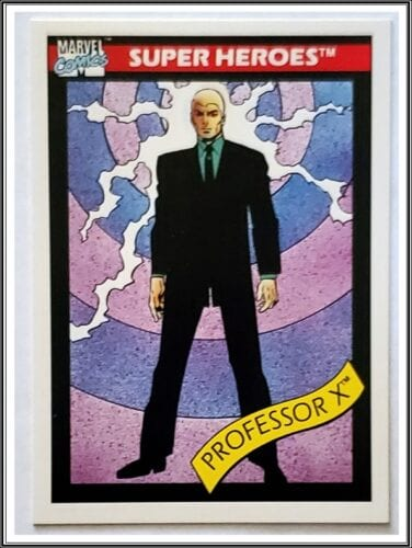 Marvel 1990 Super Heroes Professor X