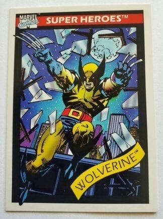 Marvel Comics 1990 Super Hero Wolverine #23