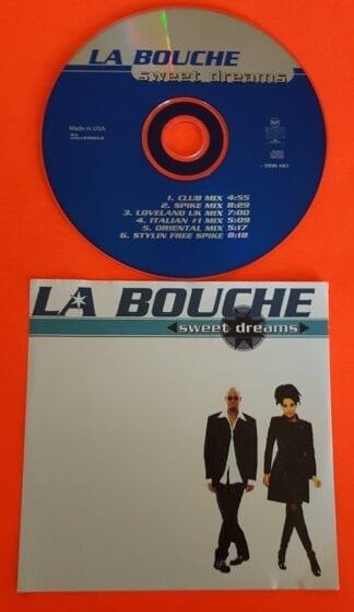 """La Bouche """"Sweet Dreams"""" Max Dance"""