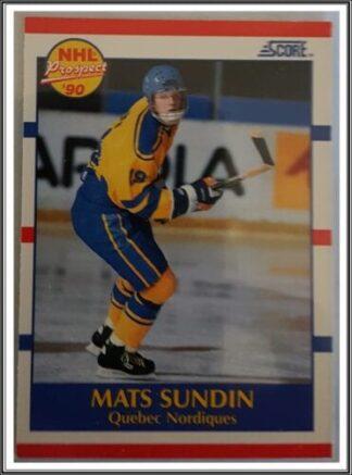 Mats Sundin Score 1990
