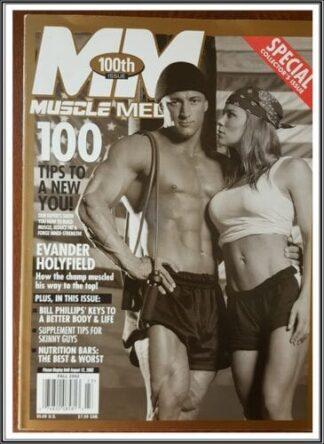 Muscle Media Fall 2002 Magazine