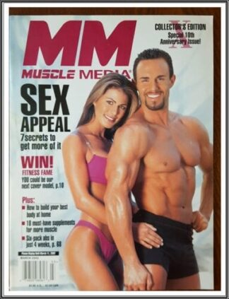 Muscle Media March 2002