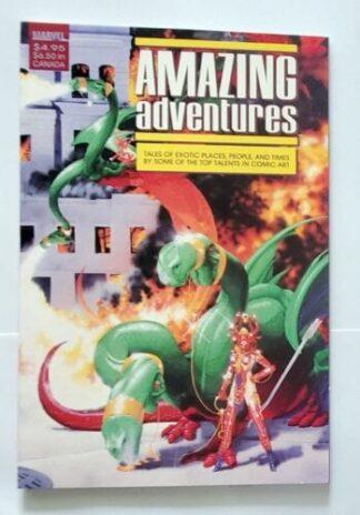 Marvel Amazing Adventure 1988