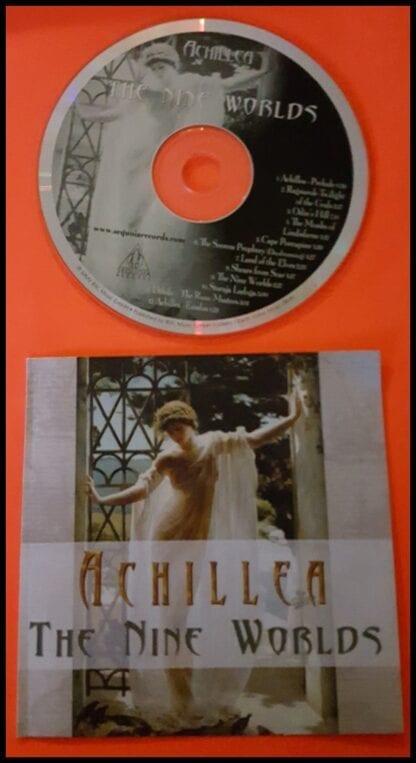 "Achillea ""The Nine Worlds"""