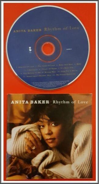 Anita Baker: Rhythm of Love Used CD
