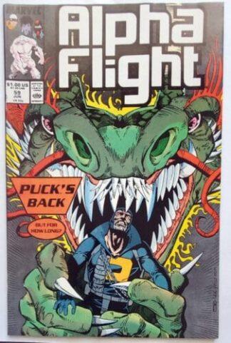 Alpha Flight Issue #59