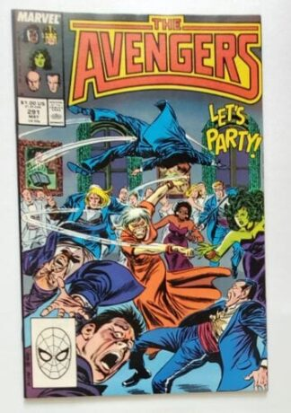 Marvel The Avengers Issue #291 May 1988
