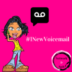 #1NewVoicemail Treat Yo'self