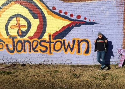 Mary in Jonestown, Mississippi