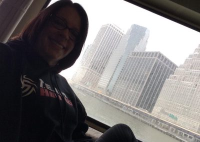 Shay in the Big APPLE