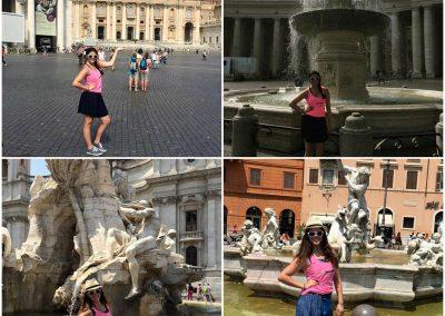 Kat in Rome
