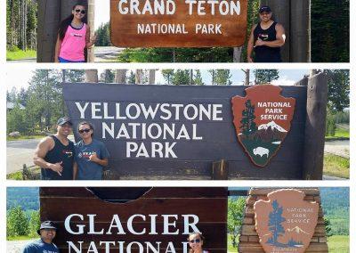 Ngai Ohana at the National Parks