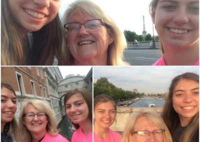 Standley Ohana in Paris and Venice