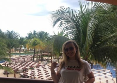 Brenna in Mexico
