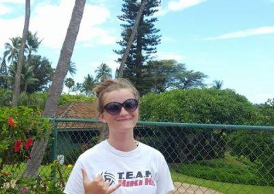 Haylee on Maui