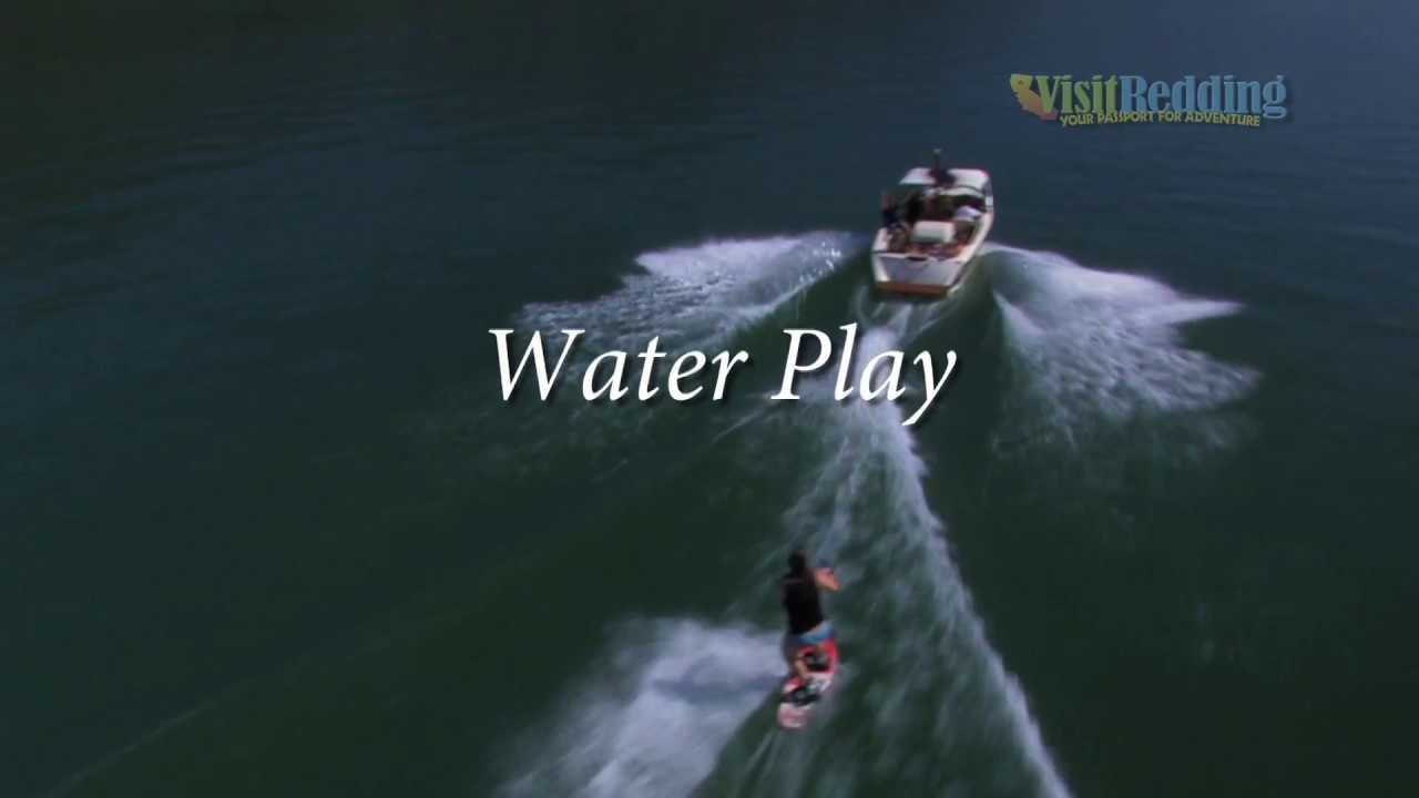 Water Sports on Lake Shasta